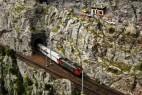 Miniatur Wunderland: Eisenbahntunnel