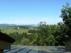 Blick vom Schloss auf den Forggensee