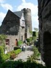 Kapelle und Trierer Turm