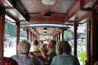 Mit der Westerneisenbahn unterwegs